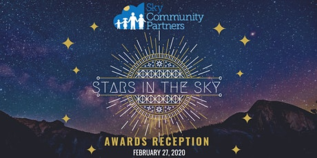 5th Annual Stars in the Sky Fundraiser tickets