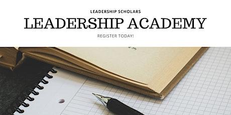 Leadership Scholars - Leadership Academy tickets