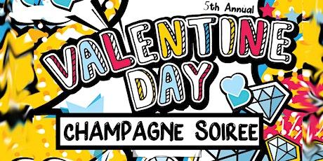 Valentines Day Champagne Soiree tickets