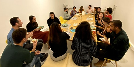 Community Lunch + Free Coworking Day bilhetes