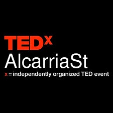 TEDxAlcarriaSt logo