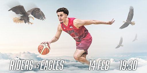 Leicester Riders Vs Newcastle Eagles (Championship)