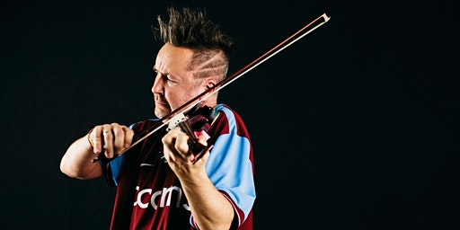 Nigel Kennedy in recital at Wells Cathedral