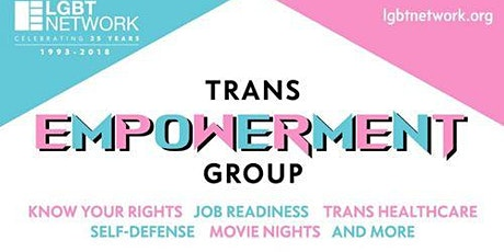 Trans Empowerment Group (TEG) -All Ages! tickets