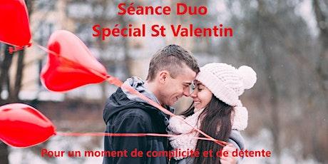 St Valentin - Séance en duo billets