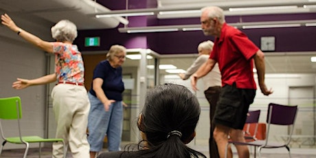 FREE Moving Stories by Yvonne Ng: Three Week Seniors Movement Workshops tickets