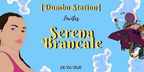 [Dumbo Station] invites: Serena Brancale live at Alcazar biglietti