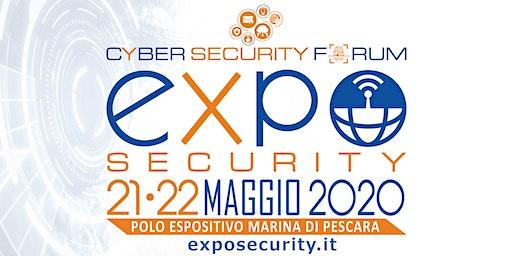 Expo Security e Cybersecurity Forum 2020