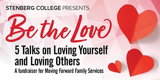 Be the Love: 5 Talks on Loving Yourself and Loving Others