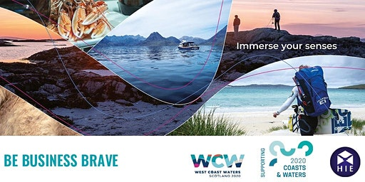 Immerse your business in West Coast Waters 2020 - Oban