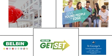 GIVE YOUNG PEOPLE THE EDGE Belbin GetSet Introductory Twilight Workshop  tickets