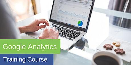 Google Analytics Training Course - Birmingham tickets