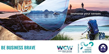Immerse your business in West Coast Waters 2020 - Fort William tickets