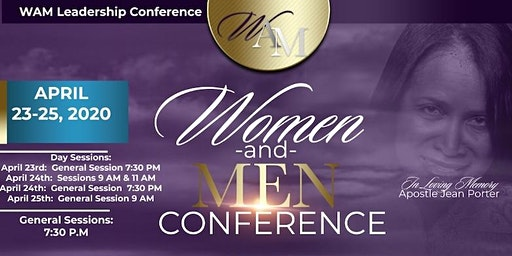 WAM:  Women and Men Conference