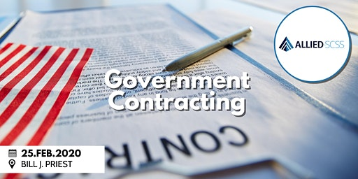 Follow The Blueprint Series: Government Contracting