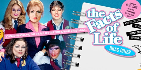 Buff Faye's Facts of Life Drag Diner: Food, Fun & Drag for the Whole Family tickets