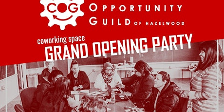 COG Coworking Space Grand Opening! tickets