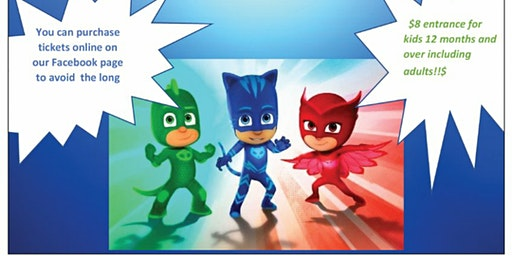 Breakfast with PJ Masks - Forney