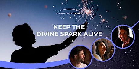 Keep The Divine Spark Alive Afternoon Workshop tickets