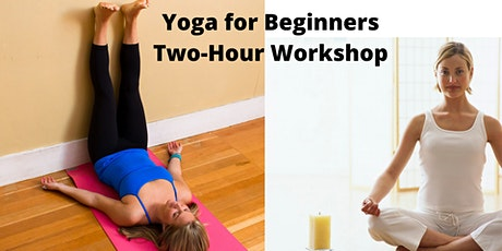 Yoga for Beginners - Two-Hour Workshop - Setu Studio, Clarinbridge tickets