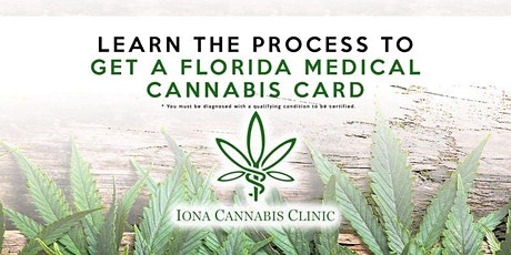 Copy of Port Charlotte, Florida - Medical Marijuana Card Seminar & Certification February 11th 2020 at 6:00pm tickets
