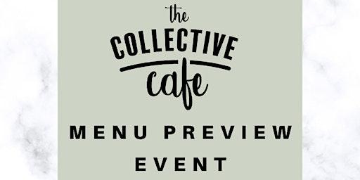 Menu Preview Event