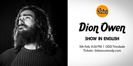 English Comedy - Dion Owen tickets