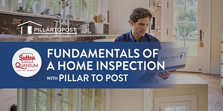 Fundamentals of a Home Inspection with Pillar to Post tickets