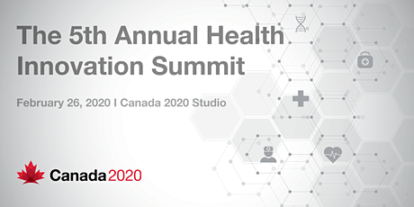 The 5th Annual Health Innovation Summit tickets