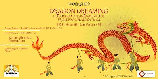 Workshop Dragon Dreaming em João Pessoa