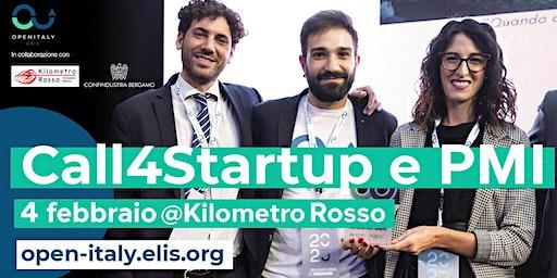 OPEN ITALY | Innovation to Impact @Kilometro Rosso | Roadshow 2020
