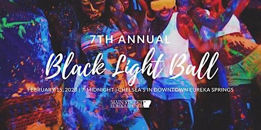 7th Annual Black Light Ball