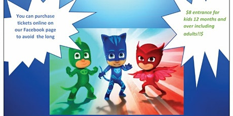 Breakfast with PJ Masks - Mesquite tickets
