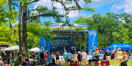 Bluesberry Music and Art Festival 2021 tickets