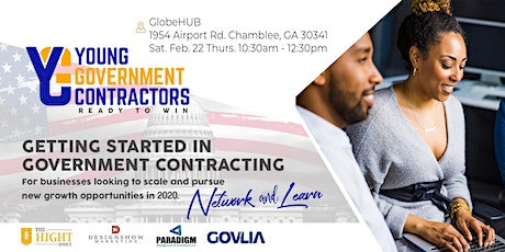 Getting Started in Government Contracting tickets