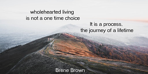 Brene Brown discussion group for women - The meaning of 'Arena'