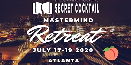 The Secret Cocktail Mastermind Retreat tickets