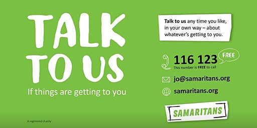 Quiz: Fundraiser for Stockport Samaritans