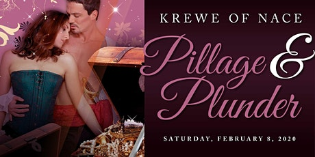 2020 Krewe of NACE Pillage & Plunder tickets