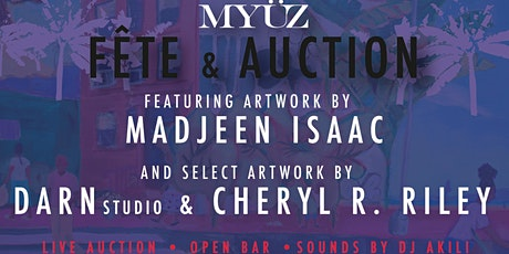 MYÜZ Fête & Auction 2020 tickets