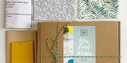 Beeswax Wraps with The Makery