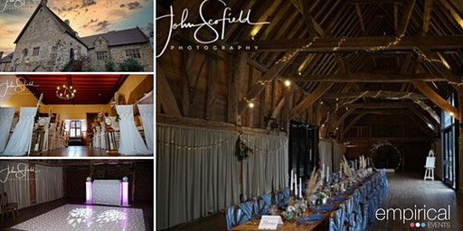 Empirical Events Wedding Fair at Michelham Priory
