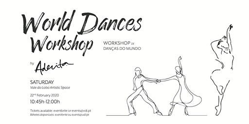 World Dances Workshop by Aderita Silva