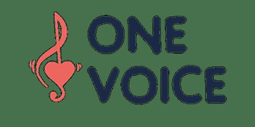 One Voice in  Concert with MOT Studio Artists