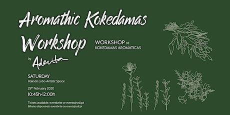 Aromathic Kokedamas by Aderita Silva tickets