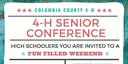 Senior Conference (9th-12th Grades - $90)