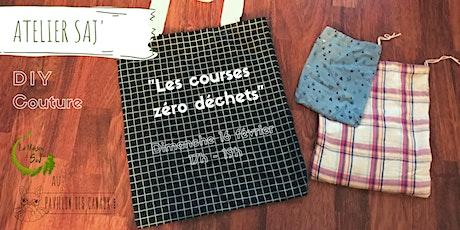 Atelier couture - kit de courses ZD tickets
