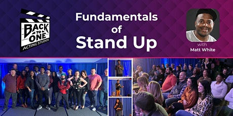 Fundamentals of Stand-Up tickets