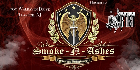 Smoke-N-Ashes Presents Smoke, Sip & Paint tickets