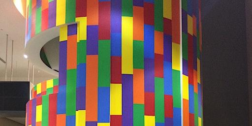Free art tour! 4/28 6:15 pm, Walter E. Washington Convention Center